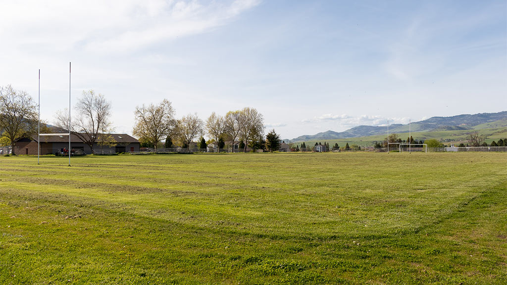 rent the SOU recreation field