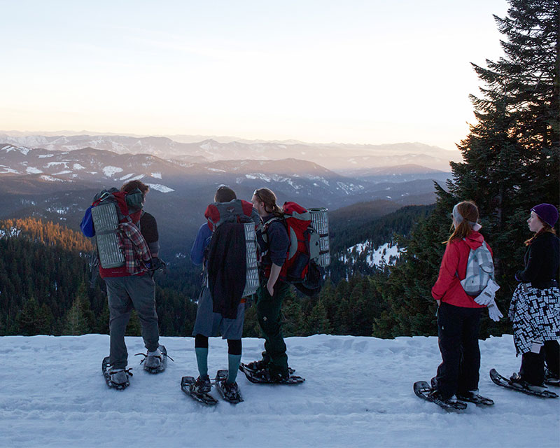 Rent outdoor gear at Southern Oregon University
